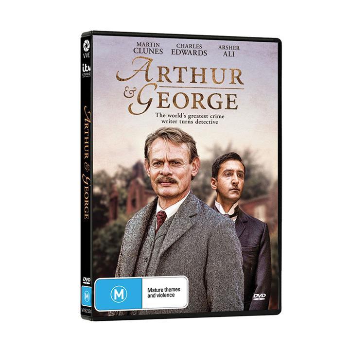 Image of Arthur & George - Mini-Series (2015) DVD