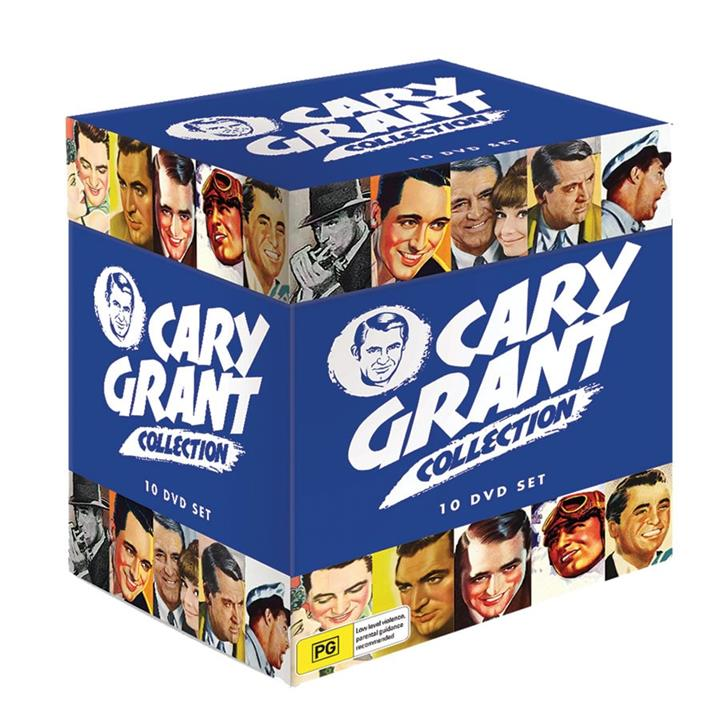 Image of Cary Grant DVD Collection (10 Films)