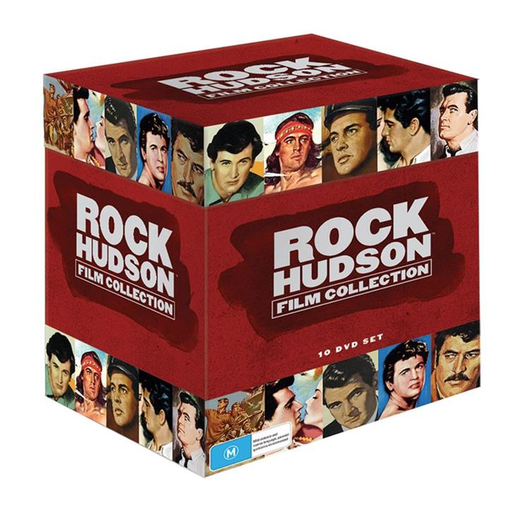 Image of Rock Hudson Collection - Volume One (10 Films)