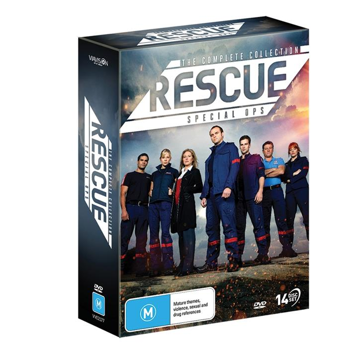 Image of Rescue Special Ops (2009) - Complete DVD Collection