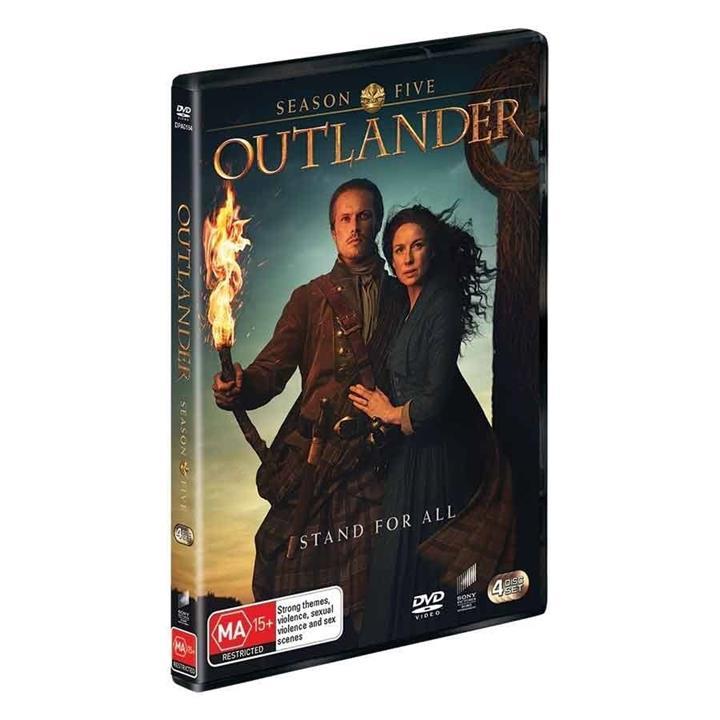 Image of Outlander - Season 5 (2020) DVD