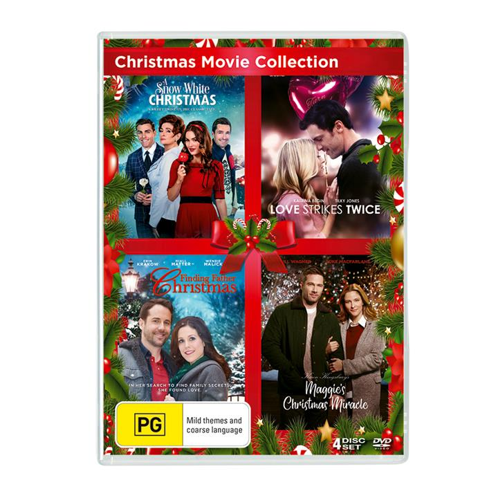 Image of Christmas Movie Coll. 35 (Love Strikes Twice…)