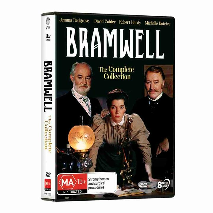 Image of Bramwell (1995) - Complete DVD Collection