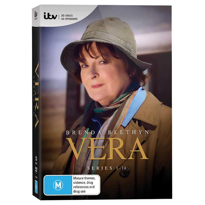 Image of Vera - Series 1-10 DVD Collection