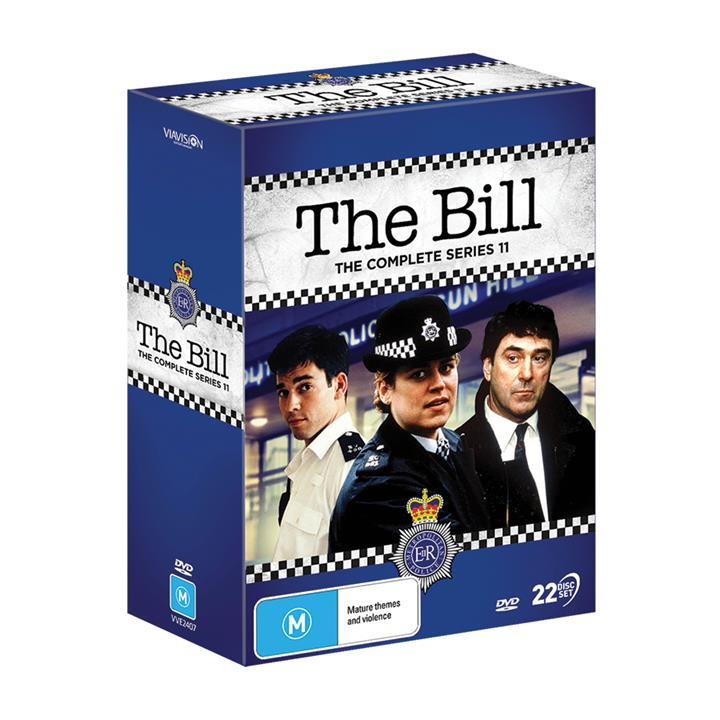 Image of The Bill - Complete Series 8 (1992) DVD