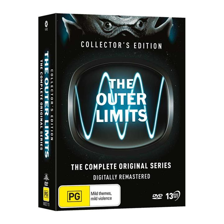 Image of The Outer Limits (1963) - Complete DVD Collection