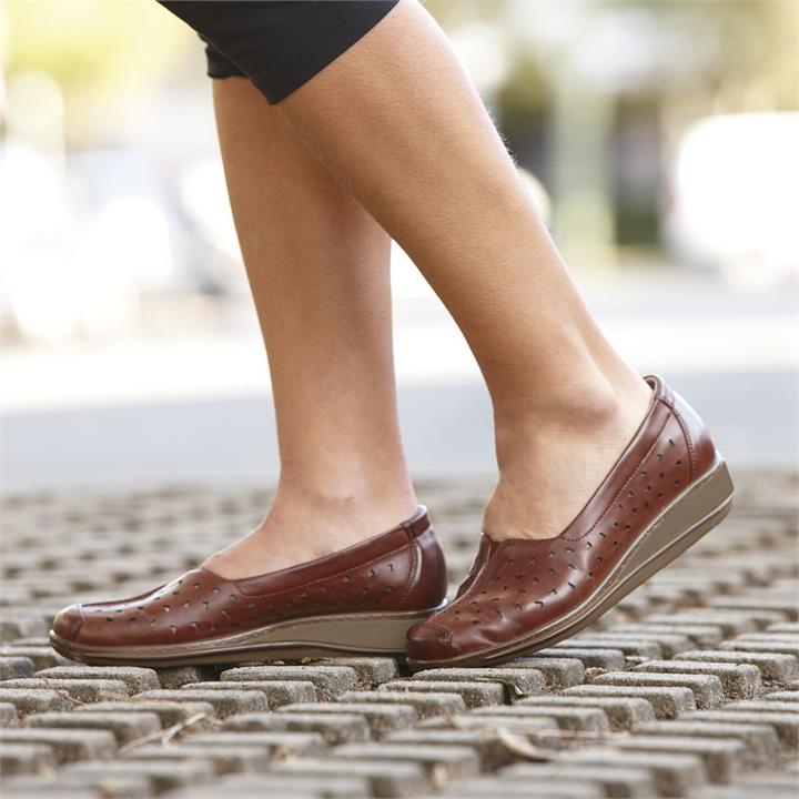 Image of Cutout Loafer