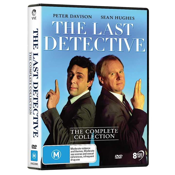 Image of The Last Detective (2003) - Complete DVD Collection