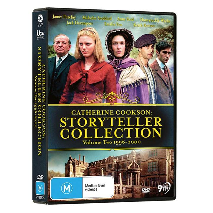 Image of Catherine Cookson - Collection Two (1996 -2000) DVD
