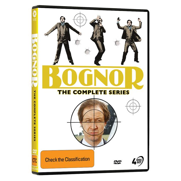 Image of Bognor (1981) - Complete DVD Collection