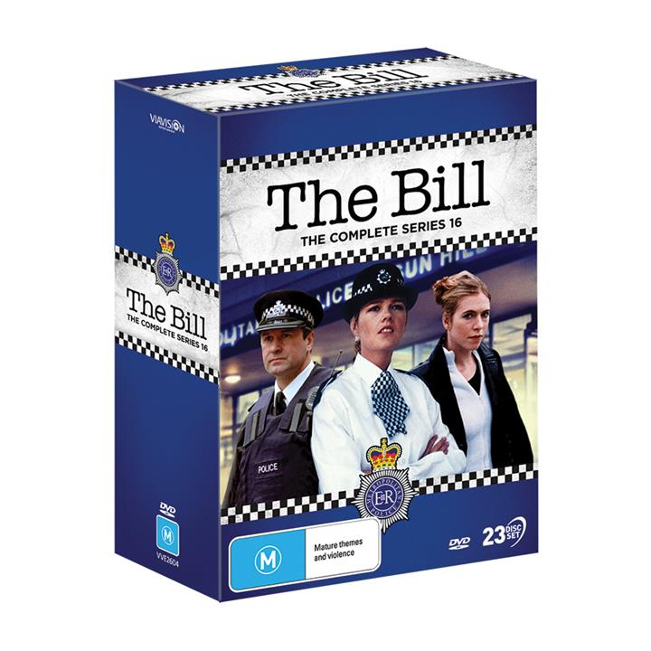Image of The Bill - Complete Series 12 (1996) DVD