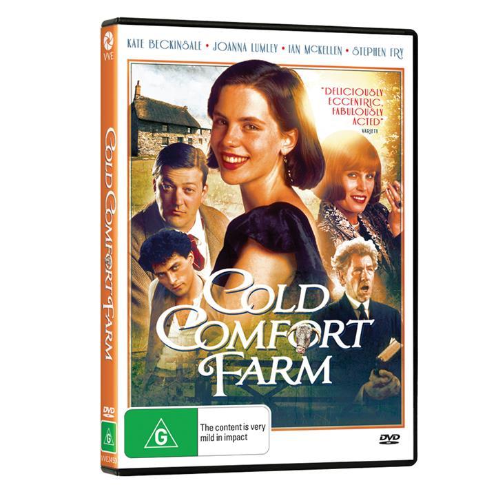 Image of Cold Comfort Farm (1995) DVD