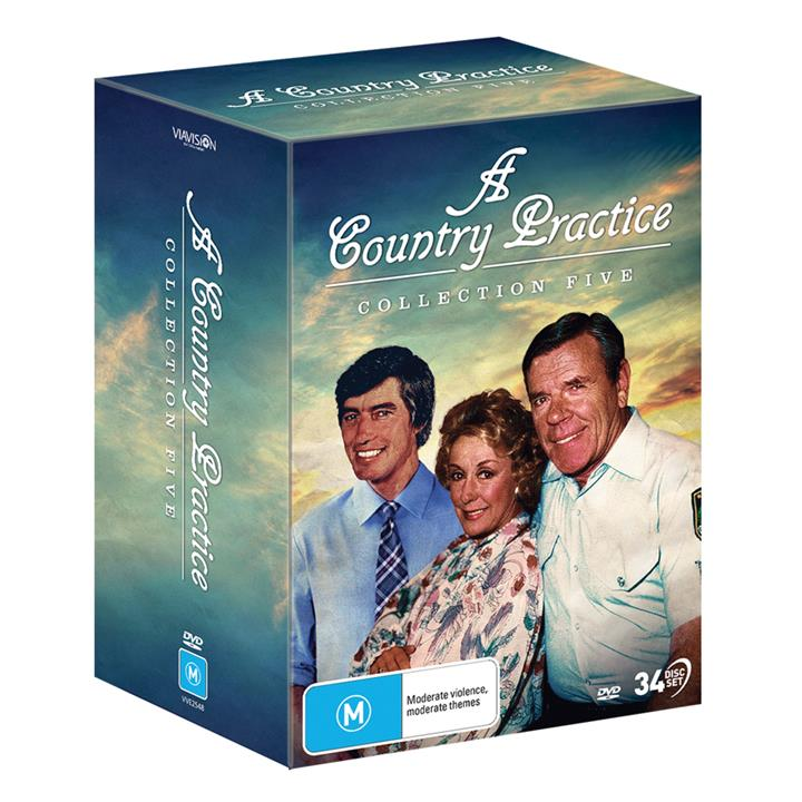 Image of A Country Practice - Collection Five: Ep.533-666 (1987) DVD