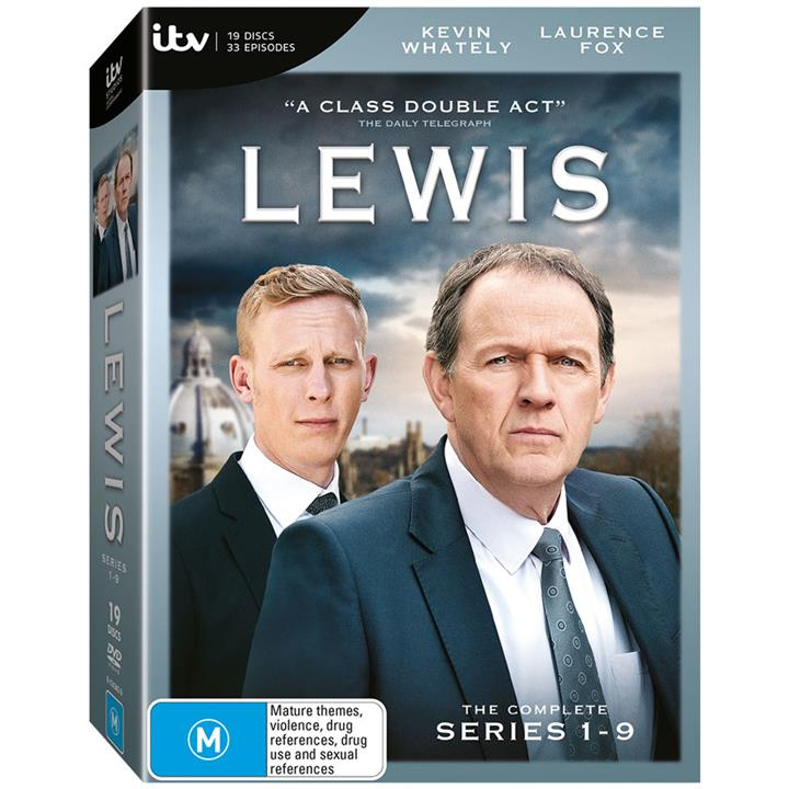 Image of Lewis (2006) - Complete DVD Collection