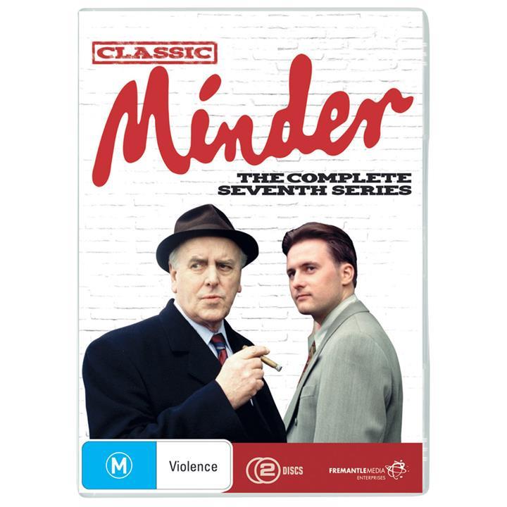 Image of Minder - Series 9