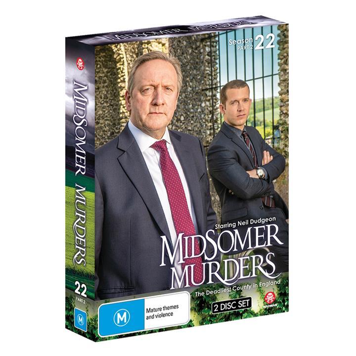 Image of Midsomer Murders - Season 2