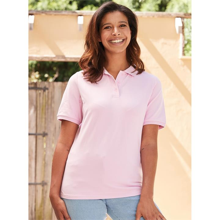 Image of Short Sleeve Polo Shirt