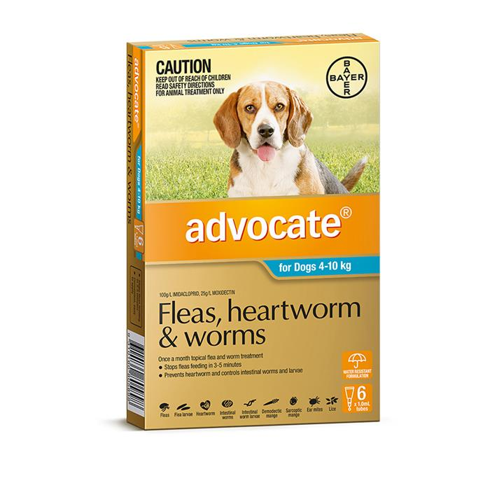 Image of Advocate Dog 10-25Kg Red 6 Pack