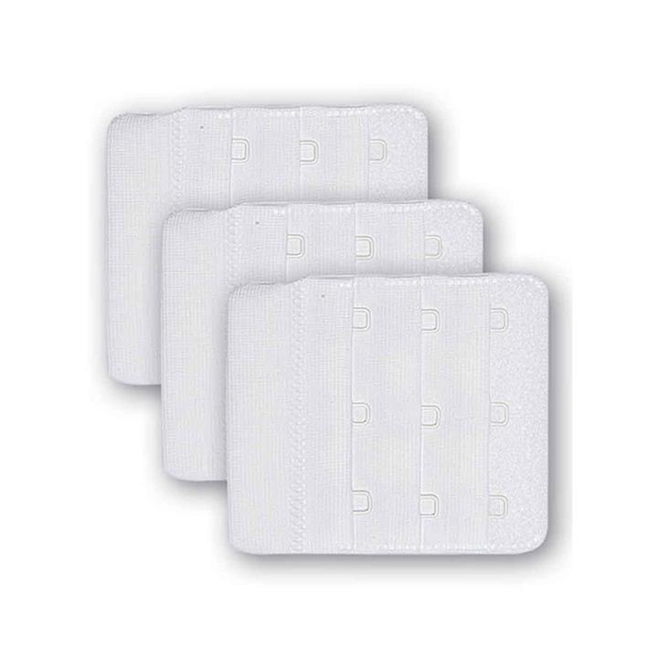 Image of 3 Hook Bra Extenders Pack of 3