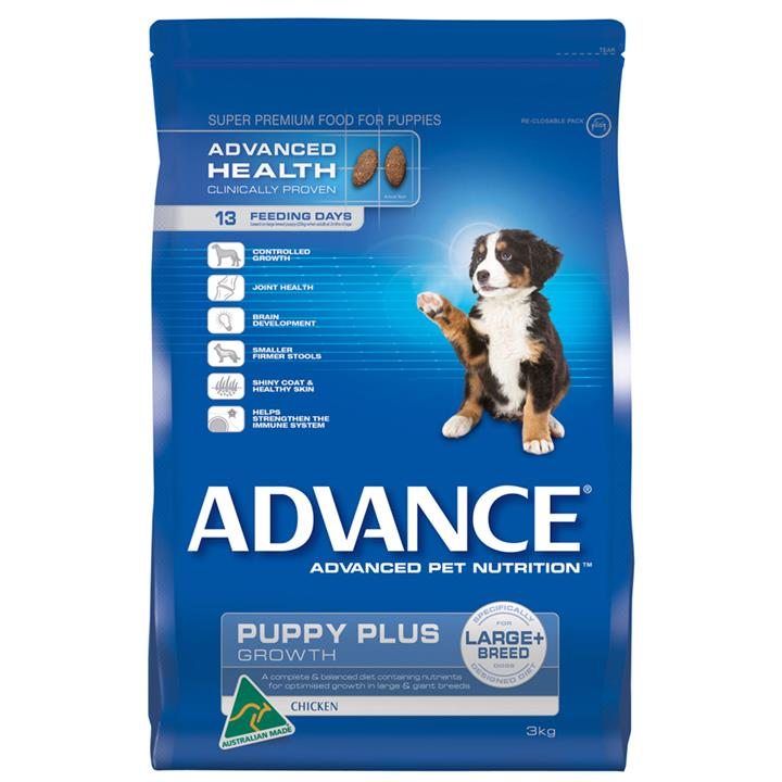 Image of Advance Puppy Plus Growth Large Breed 15kg