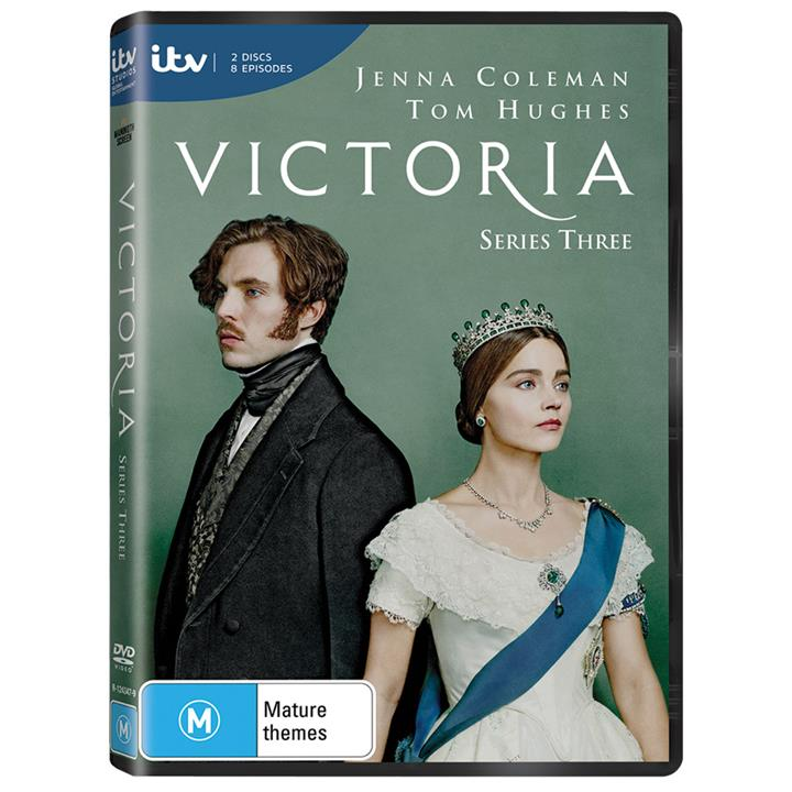 Image of Victoria - Series 1 (2016) DVD