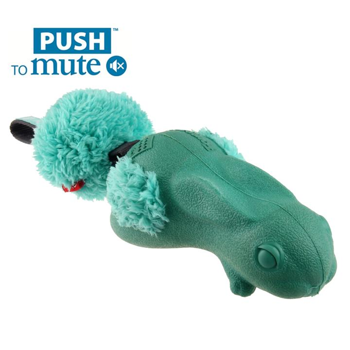 Image of Forestails Rabbit Push to Mute with Pom Pom Tail