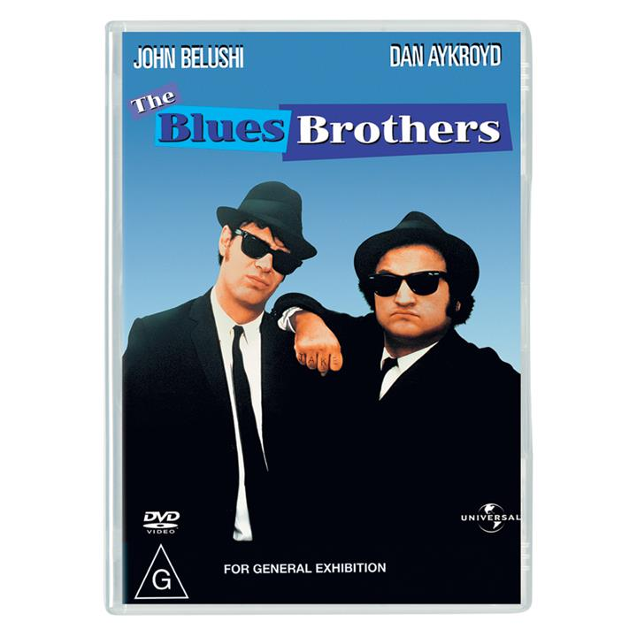 Image of The Blues Brothers (1980) DVD