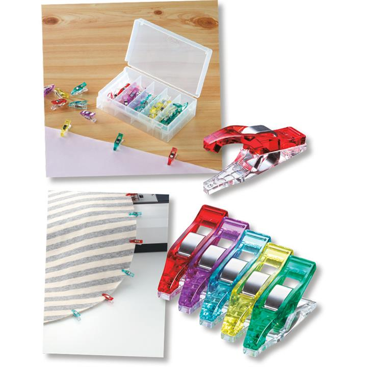 Image of Mini Wonder Clips 50 Pieces - Accessories