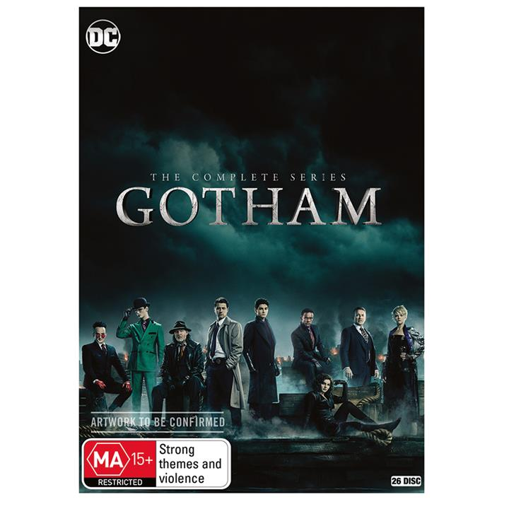 Image of Gotham - Season 1 (2014) DVD