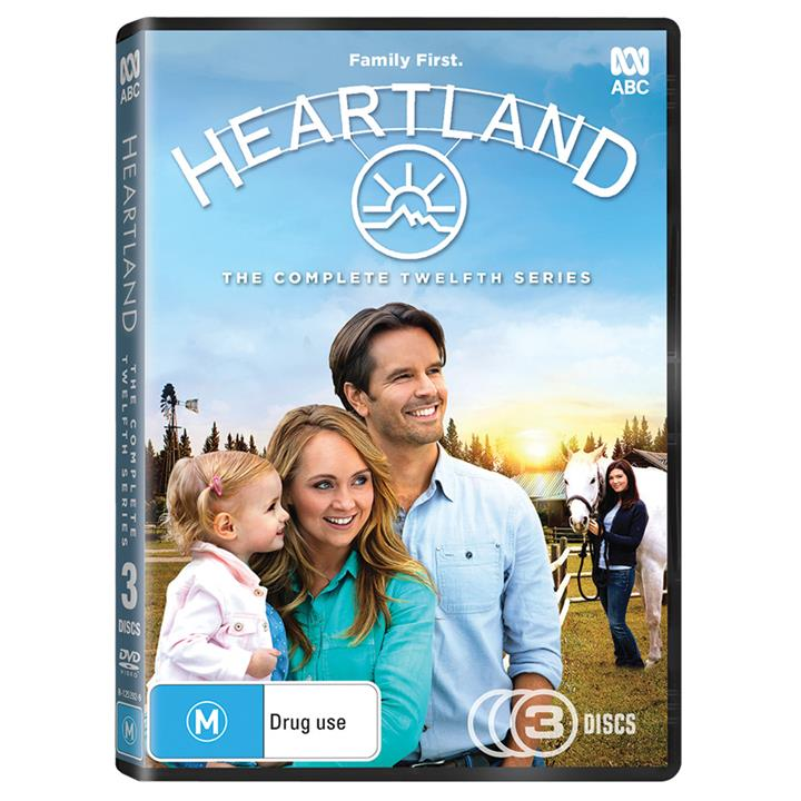 Image of Heartland (2007) - Series 1-5 DVD Collection
