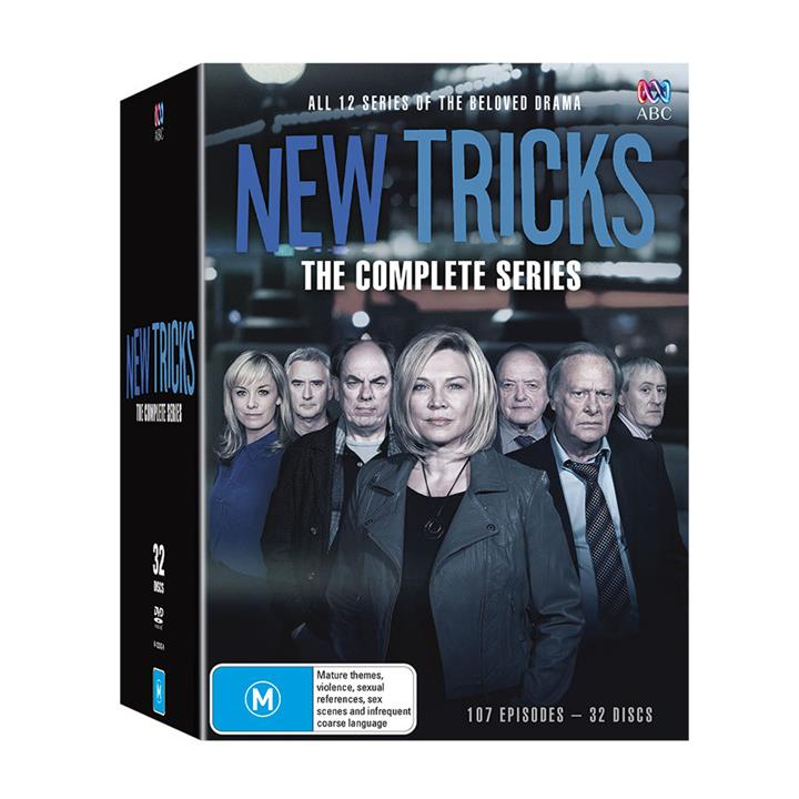 Image of New Tricks (2003-2015) - Complete DVD Collection