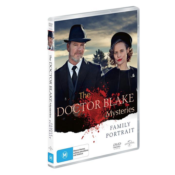 Image of Doctor Blake - Seasons 1-5 DVD Collection