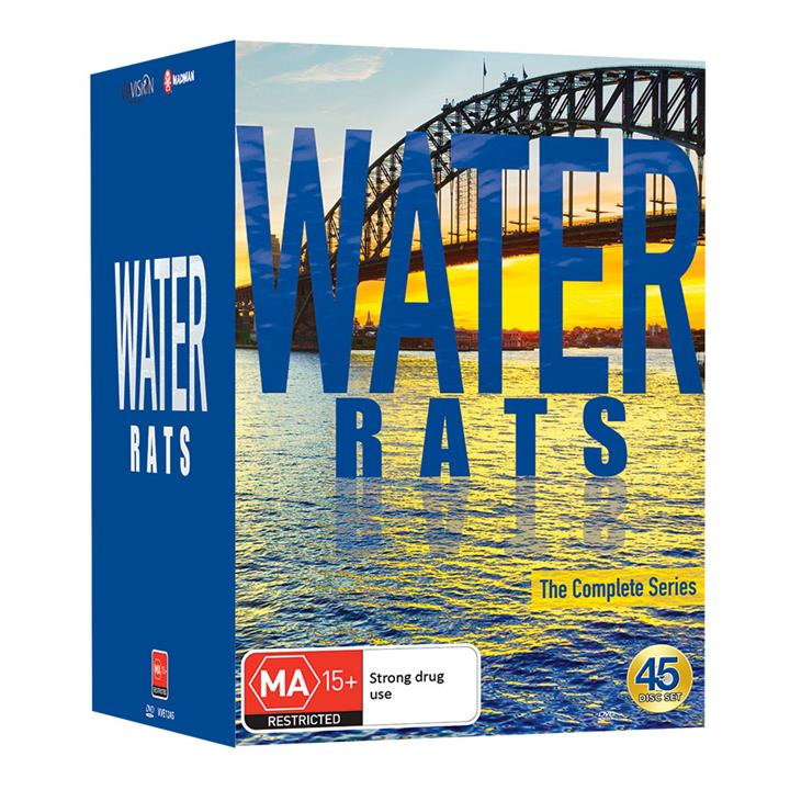 Image of Water Rats (1996) - Complete DVD Collection