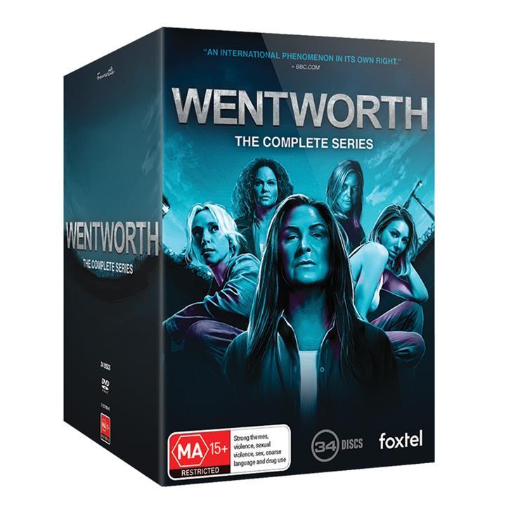 Image of Wentworth - Season 5 (2017) DVD