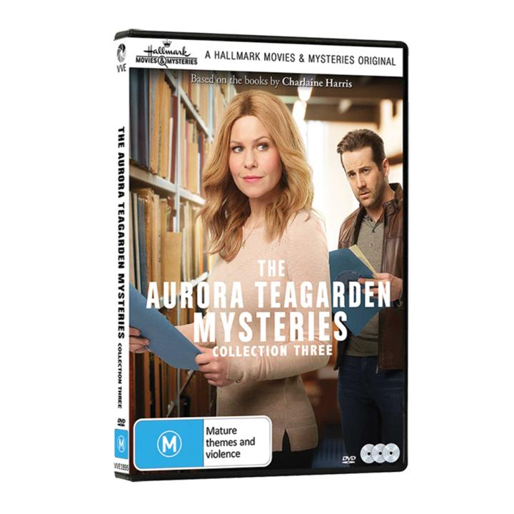 Image of The Aurora Teagarden Mysteries - Collection 1 DVD