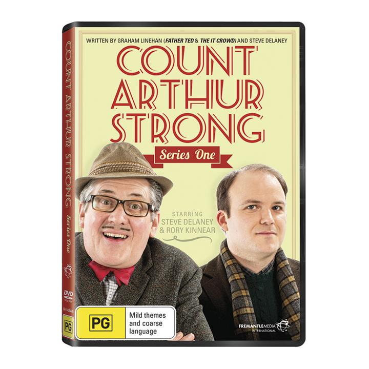 Image of Count Arthur Strong DVD