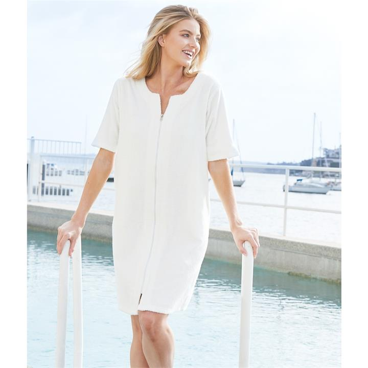 Image of Soft Cotton Coverup