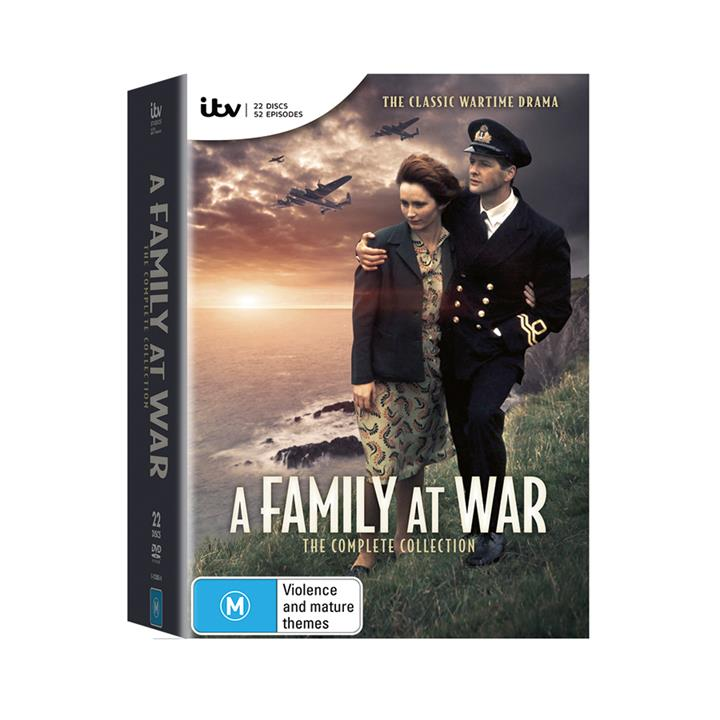 Image of A Family at War (1970) - Complete DVD Collection