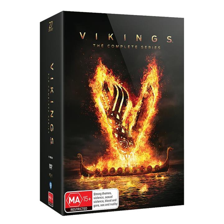 Image of Vikings - Season 1 (2013) DVD