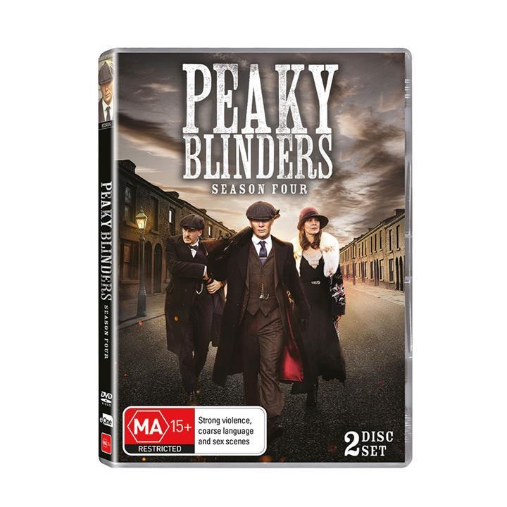 Image of Peaky Blinders - Season 4 (2017) DVD
