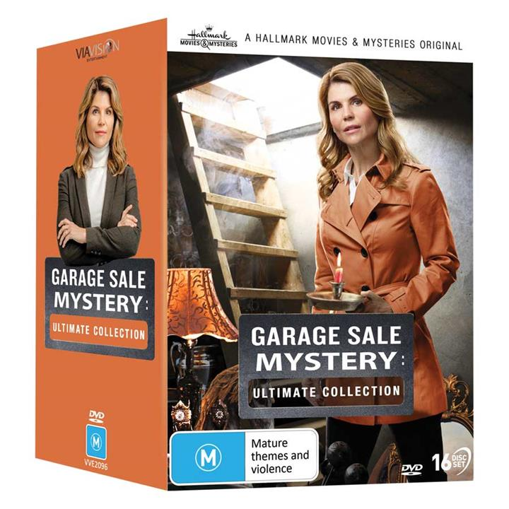 Image of Garage Sale Mystery - Collection 3 (2017) DVD