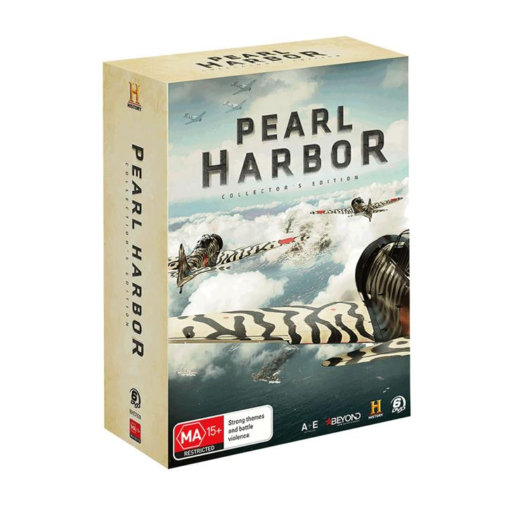 Image of Pearl Harbor - Collector's Edition