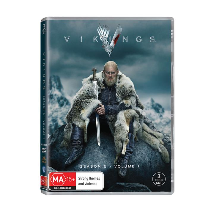 Image of Vikings - Season 2 (2014) DVD