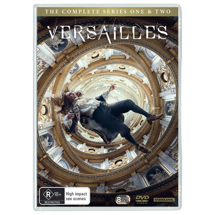 Image of Versailles - Series 1-3 DVD Collection
