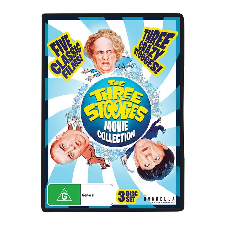 Image of The Three Stooges Movie Collection
