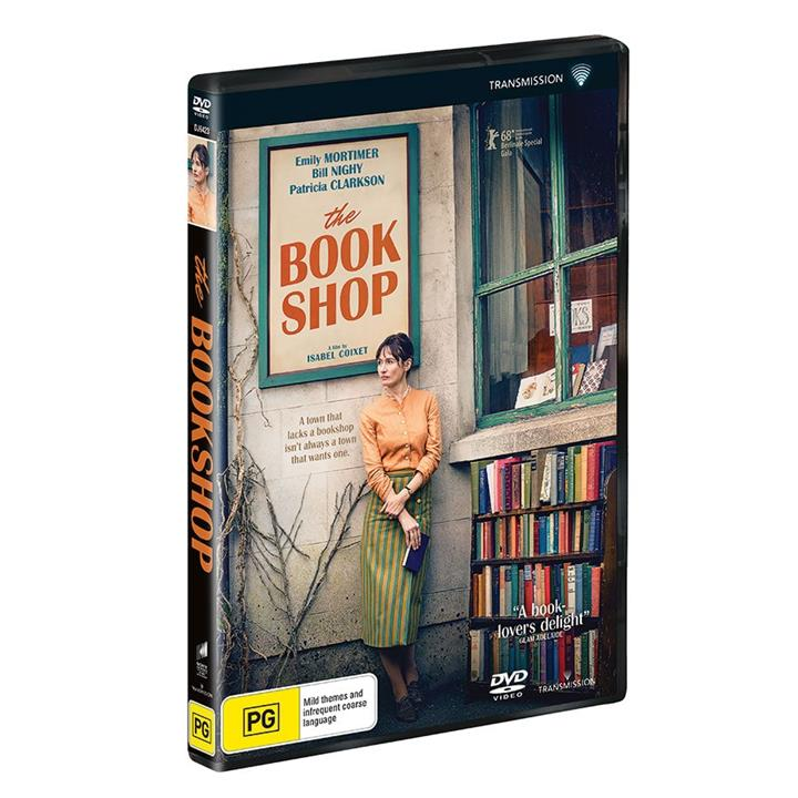 Image of The Bookshop (2018) DVD