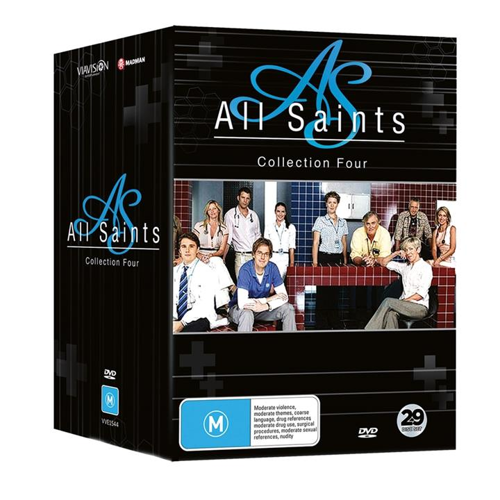 Image of All Saints - Collection Three (Seasons 7-9) DVD