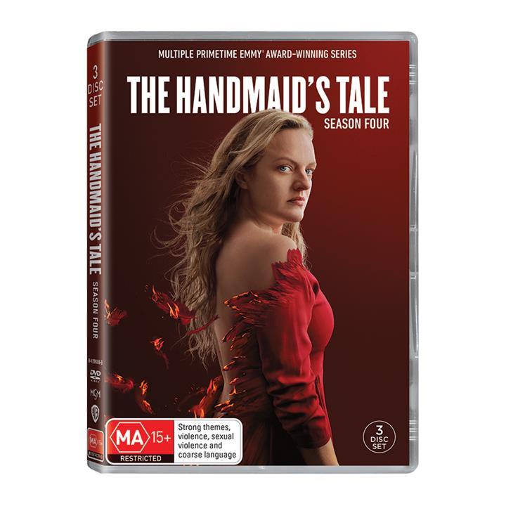 Image of The Handmaid's Tale - Season 2 (2018) DVD