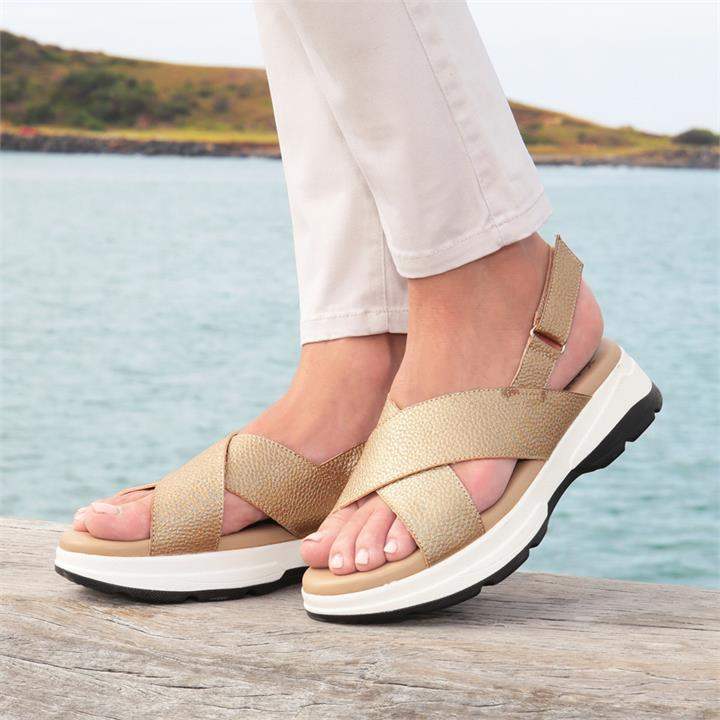 Image of Crossover Sandals