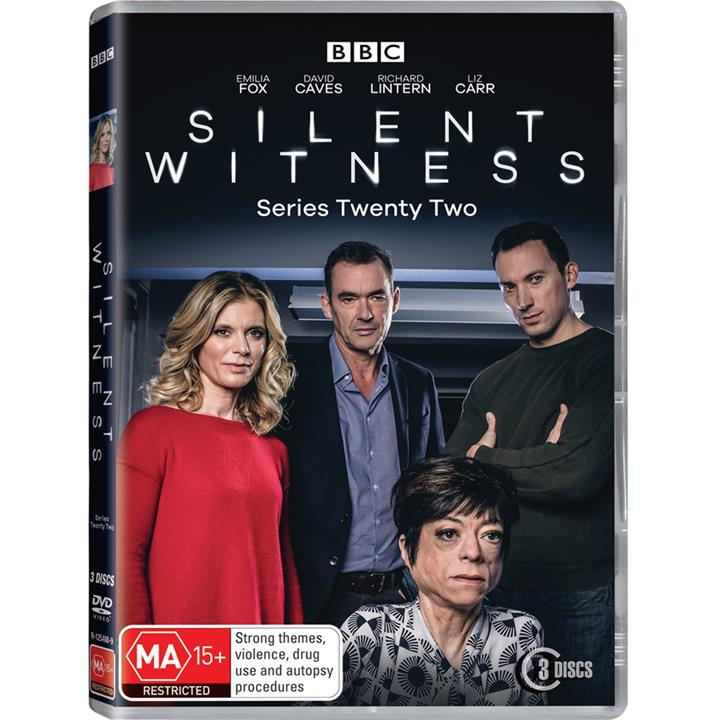 Image of Silent Witness - Series 22 (2019) DVD